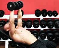 Упражнения с гантелями на грудные мышцы и тонкости их выполнения