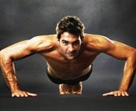 Отжимания для верхней и нижней группы грудных мышц
