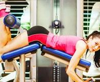 Результативные упражнения для задних мышц бедра