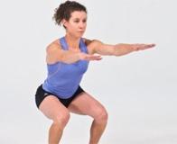 Эффективные домашние упражнения для уменьшения объёма бёдер