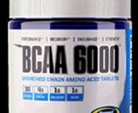 Состав и способ употребления BCAA 6000 от компании Gaspari Nutrition