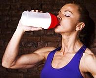 Как принимать протеин и сколько раз в день для набора мышечной массы
