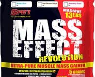 Mass Effect Revolution – сбалансированная белково-углеводная смесь от фирмы San