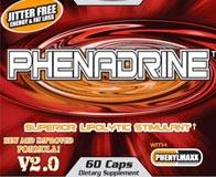 Энергия и жиросжигание без побочных эффектов с Фенадрином