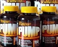 Добавка Mutant Pump – стимулятор мышечного пампа