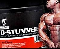 Предтренировочная спортивная добавка D-stunner от Betancourt