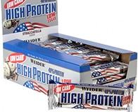 Батончик High Protein Bar — эффективный и сбалансированный источник протеина