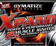 Состав и достоинства предтренировочного комплекса Xpand 2x