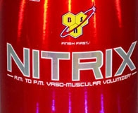 Окись азота Nitrix от BSN для мощной тренировки ваших мышц