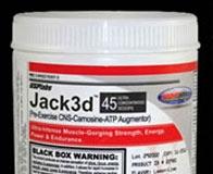 Эффективность предтрена Jack3d University от USPlabs