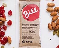 Вкусные и питательные батончики Bite для жизни и тренировки