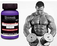 Комплекс Глюкозамин-Хондроитин-МСМ от Ultimate Nutrition на страже ваших суставов
