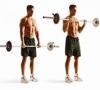 Программа тренировок для прокачки спины и бицепса