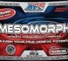 Достоинства предтрена Mesomorph от APS и состав добавки