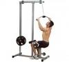 Блочный тренажер для мышц спины