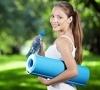 Коврик для йоги: как правильно выбрать оптимальный размер и материал