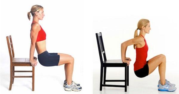 Отжимания от стула – эффективное упражнение, которое легко выполнять дома. Оно позволяет быстро подтянуть руки и прокачать все группы мышц.