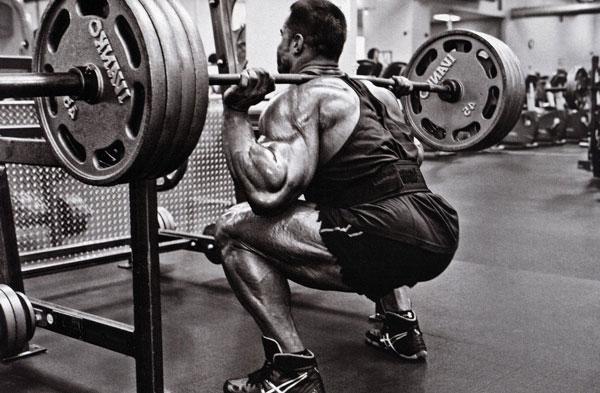 Прокачивая бицепс на массу, не стоит забывать и о других силовых упражнениях, иначе рост мышц будет непропорциональным.