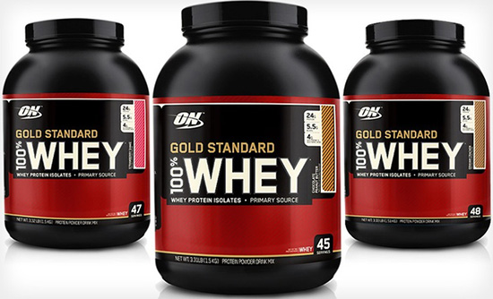 Whey Protein 100 от Optimum Nutrition