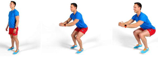 Упражнения для похудения ног и ягодиц в спортзале