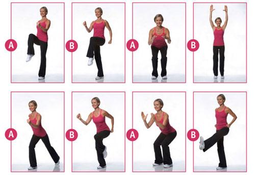 Эффективные кардио упражнения для похудения