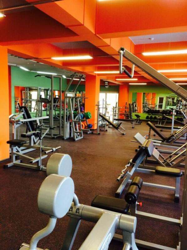 Новый зал спорткомплекса Авангард открыл двери для