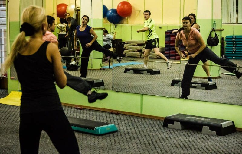 ваш женский фитнес клуб москва уже